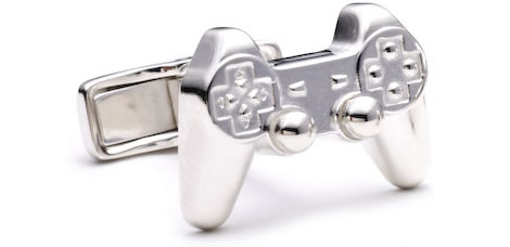 Video Game Cufflinks