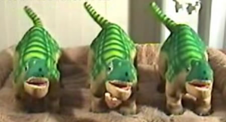 Pleo Dinosaurs