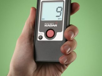 Pocket Speed Radar