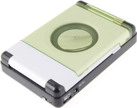 Foldable Pocket Speaker