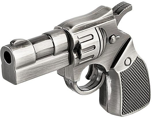 Police Revolver USB Flash Drive