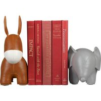 political party bookends