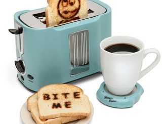 Pop Art Toaster