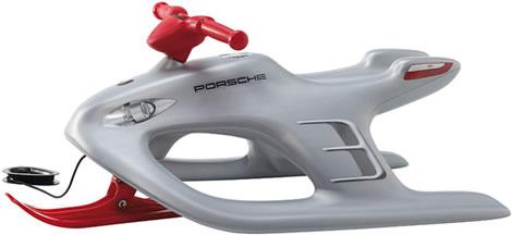 Porsche Bobsled