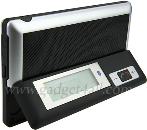 Portable Wireless Bluetooth 2.0 Speakerphone