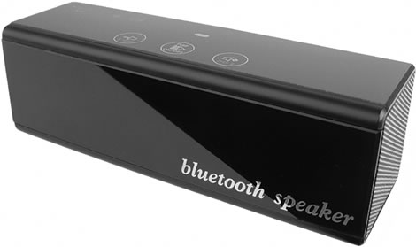 Portable Bluetooth Stereo Speaker