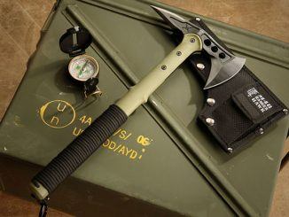 portable M48 Ranger Hawk Axe