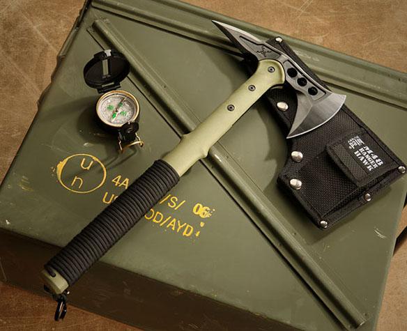 portable M48 Ranger Hawk Axe