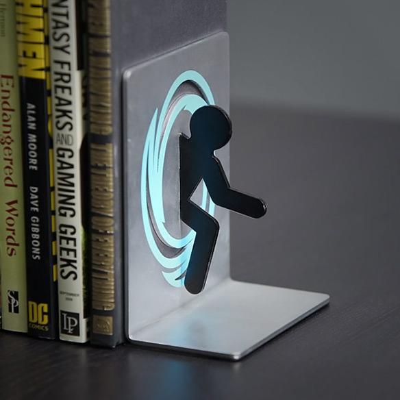 Portal Bookend