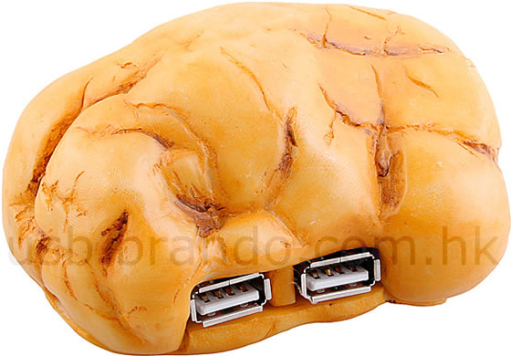 USB Potato 4-Port Hub