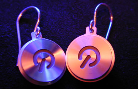 PowerBook Earrings