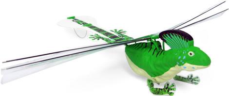 Primeval - Flying Rex