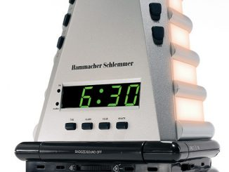 Peaceful Progression Alarm Clock