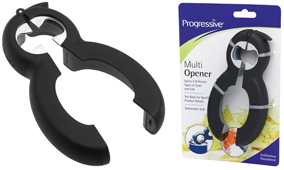 Progressive 6-in-1 Multi Opener