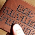 Pulp Fiction Bad Mother Leather Wallet