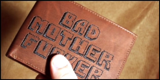 Pulp Fiction BMF Wallet