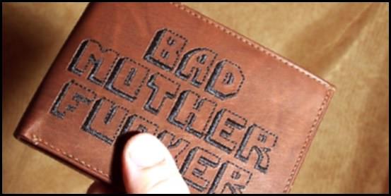 Pulp Fiction BMF Wallet