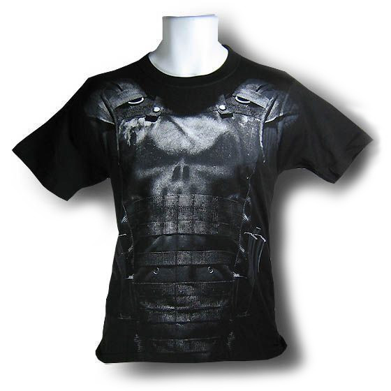 Punisher War Journal Body Armor T-Shirt