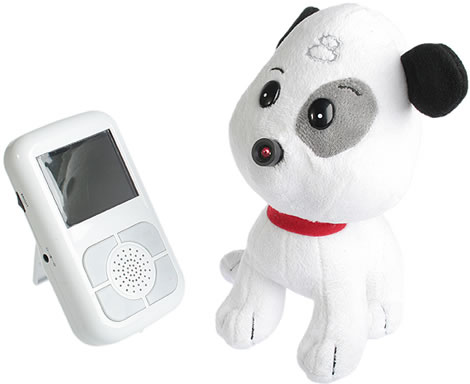Puppy Wireless Camera Set with Audio