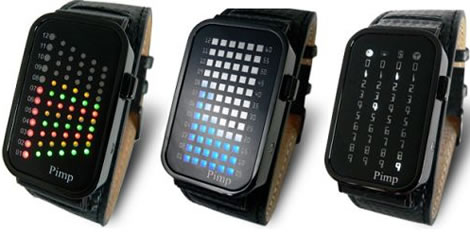 Pusher Watches