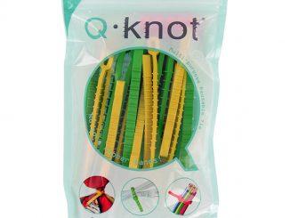 Q Knot Multi-Purpose Reusable Ties