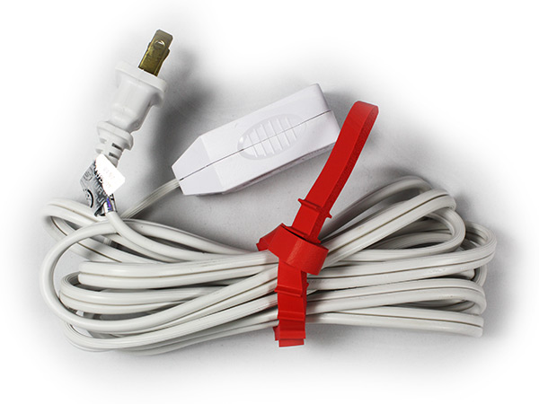 QKnot Extension Cord Tie