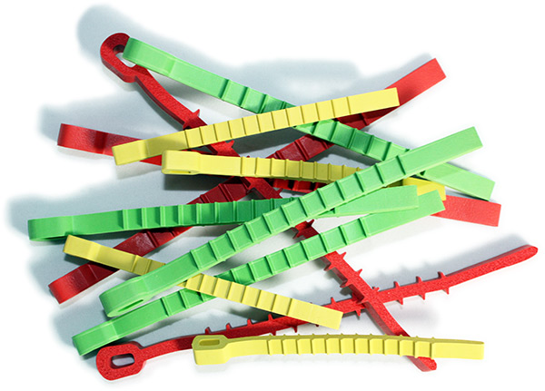 Q-Knot Multi-Purpose Reusable Ties
