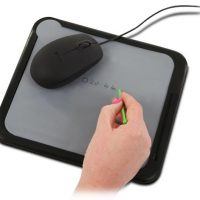 Quirky Scratch 'N Scroll Mouse Pad