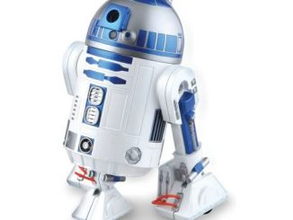 R2-D2 Wireless Webcam