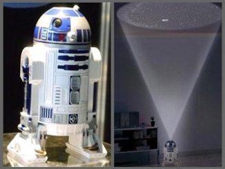 R2-D2 Homestar Planetarium