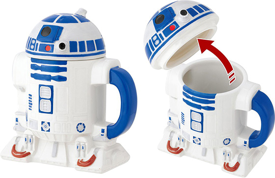 R2-D2 Mug Cup