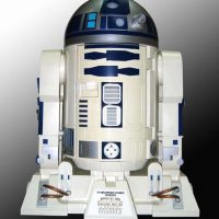 Star Wars R2-D2 Fridge
