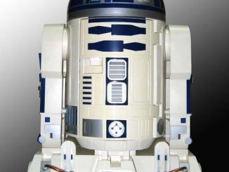 Star Wars R2-D2 Fridge