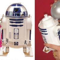 Star Wars R2-D2 Water Bottle