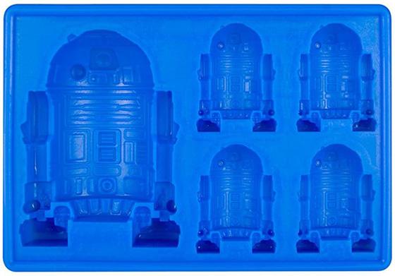 R2-D2 Silicon Tray