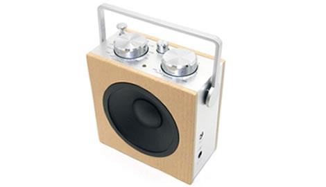 Compact Wood Radio / Speaker