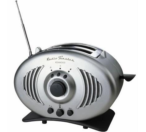 Kenwood Radio Toaster