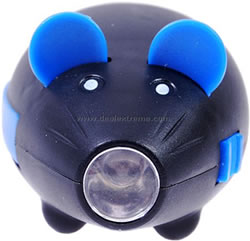 Eco-Friendly Rat LED Flashlight