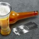 Razor Blade Bottle Opener