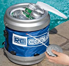 Radio-Controlled Cooler