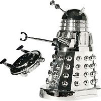 Shiny Doctor Who R/C Dalek