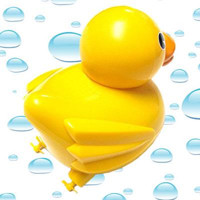 R/C Bath Duck