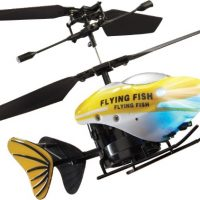 Mini R/C Fish Helicopter