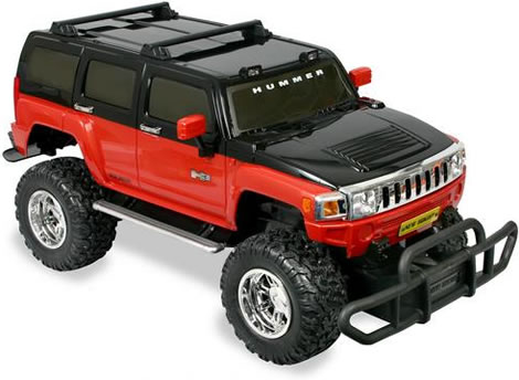 1:6 Scale R/C Hummer H3
