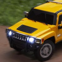 Rechargeable R/C Hummer H3