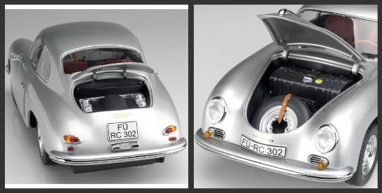 R/C Porsche 356