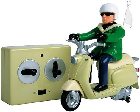 Radio Controlled Mod Moped
