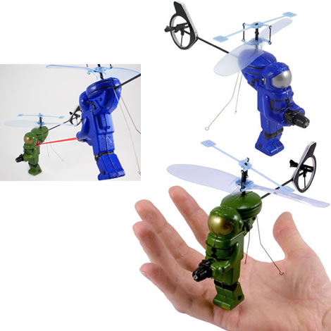 Dueling Space Marines Copter Set