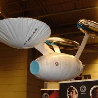 R/C Star Trek Enterprise Zeppelin