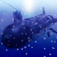 R/C USS Seawolf SSN-21 Submarine